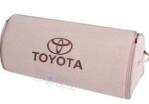 Органайзер в багажник Toyota Big Beige - Фото 1
