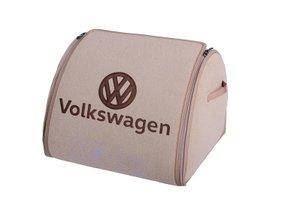 Органайзер в багажник Volkswagen Medium Beige - Фото 1