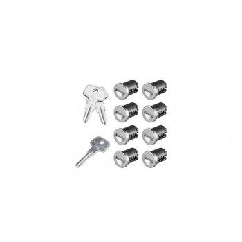 К-т ключей с личинками Yakima SKS Lock 8 Cores Pack