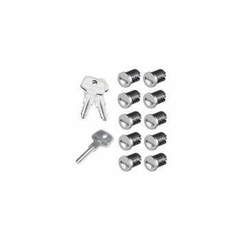 К-т ключей с личинками Yakima SKS Lock 10 Cores Pack