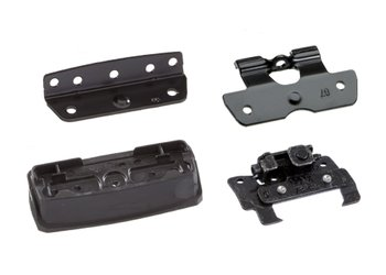 Монтажный комплект Thule 3003 для Skoda Octavia (sedan)(mkI) 1997-2004; Fabia (sedan & hatch)(mkI) 2000-2007
