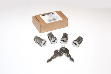 К-т ключей с личинками (4шт) Taurus CarryUp TA701