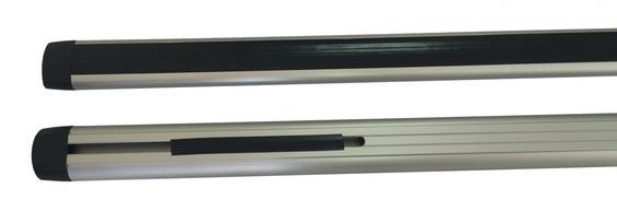 Поперечины алюминиевые Hakr 0016 (1,35 m)