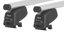 Багажник на рейлинги Atera Aluminium для Mitsubishi Outlander (mkII) 2007-2009; Citroen C-crosser (mkI) 2007-2013; Peugeot 4007 (mkI) 2007-2013 - Фото 1