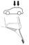 Монтажный комплект Thule 1180 для Audi TT (mkI) 1998-2006 - Фото 2