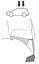 Монтажный комплект Thule 1789 для Honda City (mkVI) 2014→ - Фото 2
