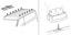 Монтажный комплект Thule 3051 для Citroën Jumpy; Fiat Scudo; Peugeot Expert; Toyota ProAce (mkII) 2007-2016 - Фото 2