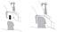 Монтажный комплект Thule 4011 для Opel/Vauxhall/Holden Astra H (wagon)(mkIII) 2007-2010; Zafira B (mkII) 2007-2014 - Фото 2